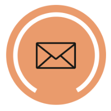 contact, email icon